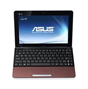 ASUS Eee PC 1015PX-SU17-RD 10.1-Inch Netbook (Red)
