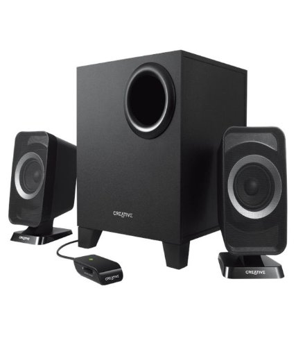 Creative T3150 MF0425 Wireless Lifestyle Speaker (53% OFF) @ 2843 in  Amazon