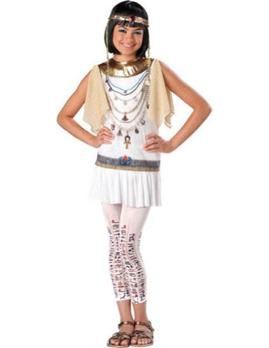 Tween -Costume Cleo Cutie Tween 8-10 Halloween Costume - Tween 8-10