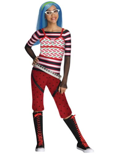 Monster High Ghoulia Yelps Child Costume Md Kids Girls Costume