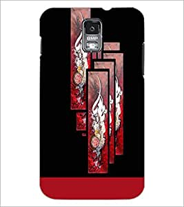 PrintDhaba Chinese Symbol D-5934 Back Case Cover for SAMSUNG GALAXY S5 (Multi-Coloured)