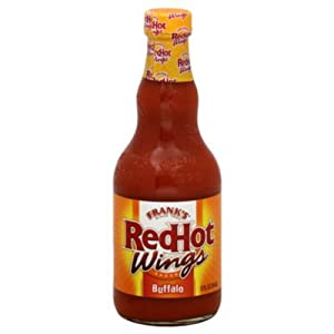 Frank's Red Hot Buffalo Wings Sauce 680ml
