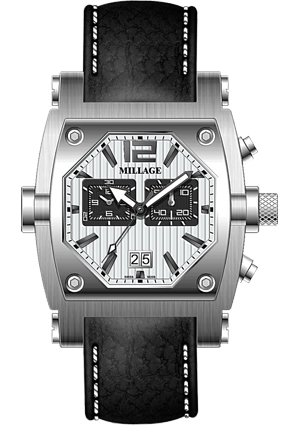 Millage Rouge LS Collection -S-BLK