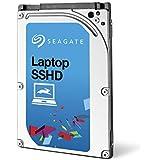 Seagate Laptop SSHD ST1000LM014 Interne Festplatte 1TB (Flash-Speicher 8GB, 6,3 cm (2,5 Zoll), 5400rpm, 64MB Cache, SATA)
