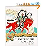 The gift of the sacred dog (A new view) (0021794782) by Goble, Paul