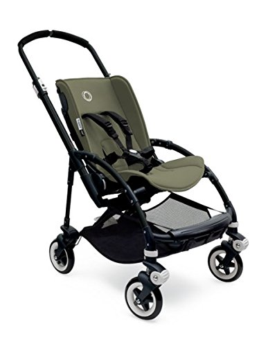 Bugaboo Bee3 with Black Base and Seat Fabric - 1