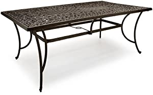 Strathwood St. Thomas Rectangular Table