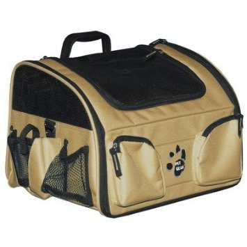 ultimate-traveler-3-in-1-pet-carrier-in-tan-fleece-comfortable-soft-nylon-durable-sturdy-pet-supplie