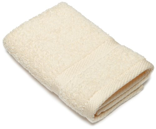 Nautica J Class 100% Hygro Cotton Wash Cloth, Ivory
