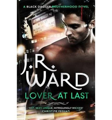 Lover At Last (Black Dagger Brotherhood Series) (Paperback) - Common