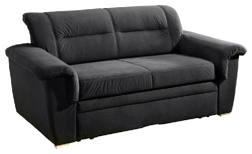 iovivo sofa 2 sitzer ohne bettfunktion mikrovelours. Black Bedroom Furniture Sets. Home Design Ideas