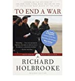 To End a War (0375753605) by Holbrooke, Richard C.