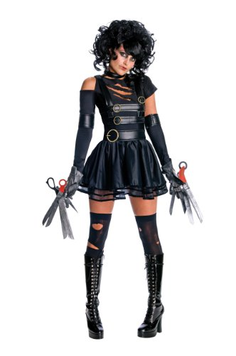 Secret Wishes Womens Edward Scissorhands Miss