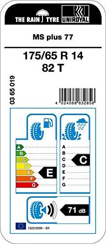 UNIROYAL-MS-plus-77-17565-R14-82T-pneumatici-invernali-PKW-e-C71
