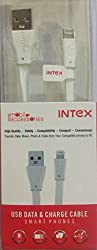 Apple iphone 5/5s Usb Data & Charge Cable In Original Intex (DC-205)