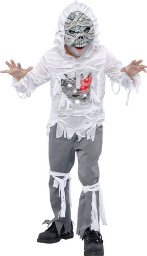 Light Up Mummy Child Costume