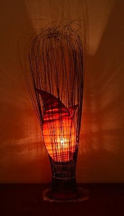asiatische stehleuchten tulip red k la12 90 ro 60. Black Bedroom Furniture Sets. Home Design Ideas
