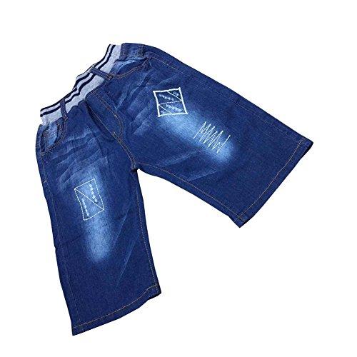 zier-kind-jungenn-jeans-denim-beilaufige-hose-elastisch-verstellbarer-bund-mit-gummizug-new-desig-b1