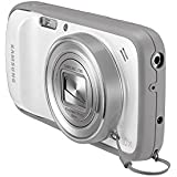 Samsung Flip Cover for Galaxy S4 Zoom - White
