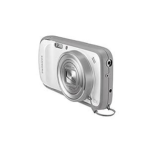 Samsung EF-GGS10FWEGWW Etui folio pour Samsung Galaxy S4 Zoom Blanc