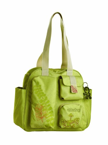 Okiedog Nature Namaste Bag, Green (Discontinued by Manufacturer) - 1