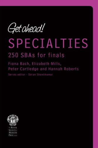Get ahead! SPECIALTIES: 250 SBAs for Finals - Best Price £16.99