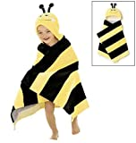 Avon Bumble Bee Towel Childrens Hooded Bath Beach Unisex Cute