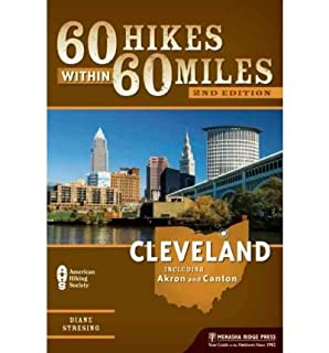Book Cover: 60 Hikes Within 60 Miles : Cleveland