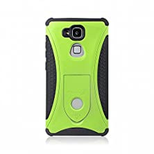 "buy Redpepper Phone Protection Case Shockproof Dropproof For 6"" Huawei Mate7 (Green)"