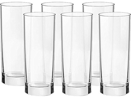 paksh-novelty-italian-highball-drinking-glasses-13-oz-set-of-6-clear-heavy-base-water-glasses-for-wh