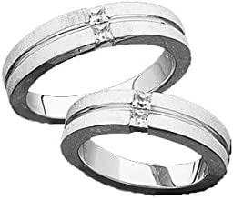 Ann Harrington Jewelry 14k White Gold 15 Ct Tw Women39s Diamond Wedding Band