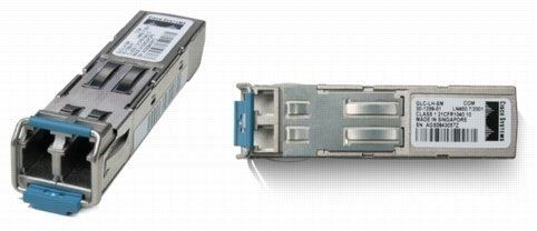 Cisco 1000MBPS MULTI-MODE RUGGED SFP **New Retail**, GLC-SX-MM-RGD= (**New Retail**)