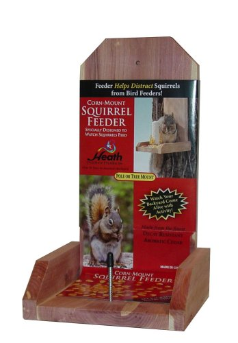 Cheap Heath Outdoor Products 903 Squirrel Feeder (B000GE52S0)