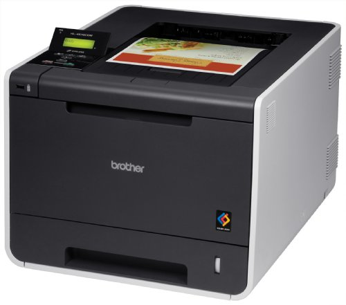 Brother HL4570CDW Color Laser Printer with Wireless Networking and Duplex