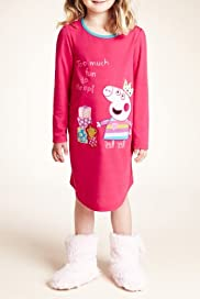 Peppa Pig Nightdress [T86-4846C-S]