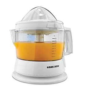 Black & Decker CJ630 32-Ounce Electric Citrus Juicer