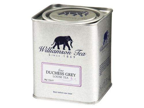 ウィリアムソン紅茶 ファインダッチズグレイ 100g