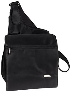 Travelon Large Messenger-Style Shoulder Bag
