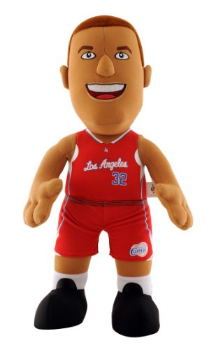 NBA Los Angeles Clippers Blake Griffin 14-Inch Plush Doll