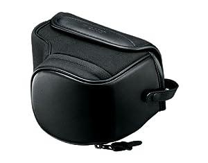 Sony LCSEMJ Polyurethane Body Case (Black)