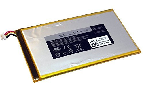 "ZWXJ Laptop Battery P706T (3.7V 15.17Wh) For Dell Venue 7 16 GB Tablet Venue 8 T02D 3830 8"" Tablet at Electronic-Readers.com"