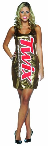 Rasta Imposta Twix Tank Dress, Gold, Adult 4-10 - 1