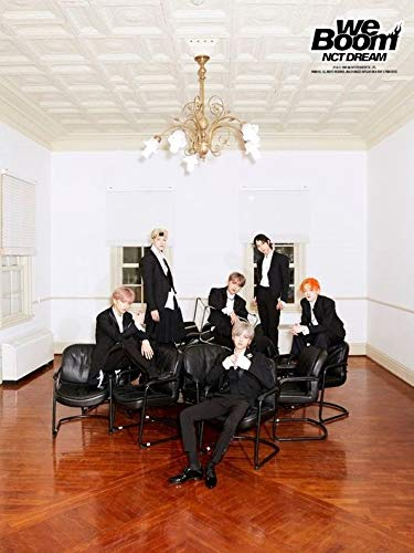 CD : NCT DREAM - We Boom