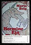 Hermine: Ein Tierleben (German Edition) (3799516395) by Beig, Maria