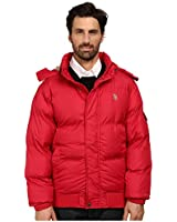 U.S. Polo Assn. Men's Short Snorkel Coat with Small Pony