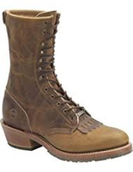 Double-H Boots Men's 10 Inch Gel CellTM Packer