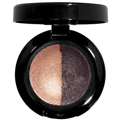 Divine Skin & Cosmetics - DUAL COLOR, Long Lasting, High Pigment Baked Split Eyeshadow - Sublime (Mac Pink Split Eye Shadow compare prices)
