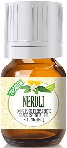 Neroli 100% Pure, Best Therapeutic Grade Essential Oil - 5ml