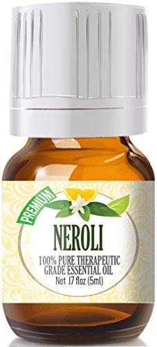 Neroli 100% Pure, Best Therapeutic Grade Essential Oil - 5ml