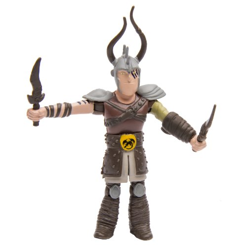 Dreamworks Dragons Defenders of Berk Mini Figure, Dagur
